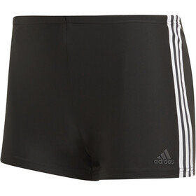 adidas Fit 3S Short de bain Homme, black/white